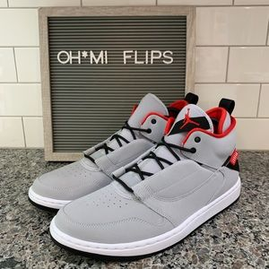 Nike Mens Jordan Fadeaway Basketball Shoes NEW